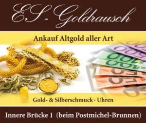 Goldankauf und Zahngold in Esslingen - Flyer