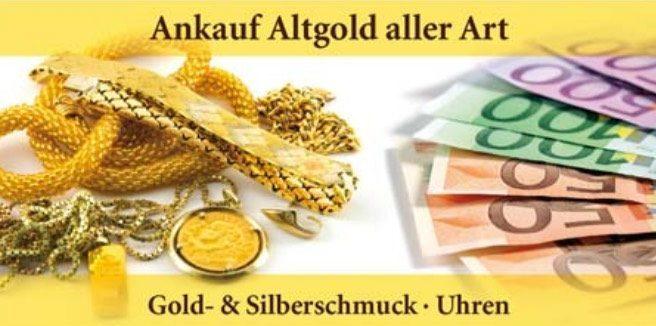 Ankauf Gold