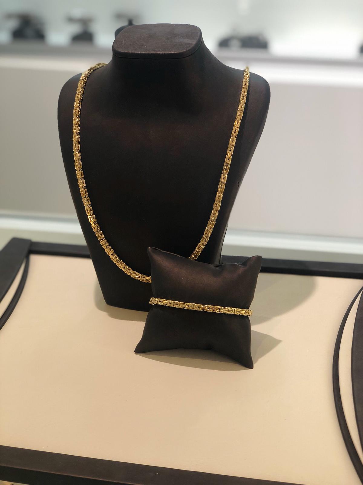 Goldkette zu verkaufen - Goldankauf Esslingen